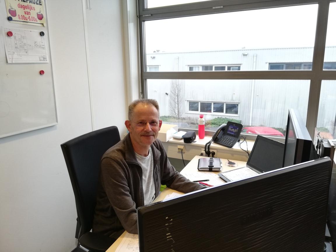 Interview Ruud Herold, Process Engineer bij Danieli Corus