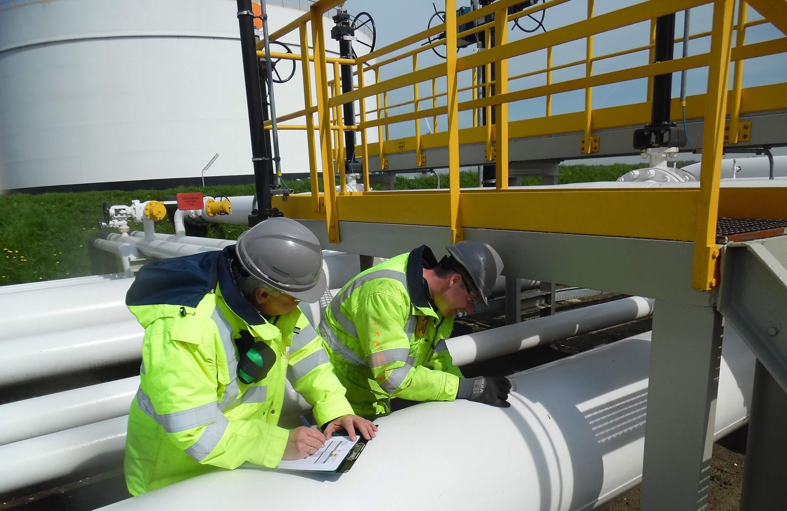 Interview Rolf Zuidgeest, Inspecteur BP Raffinaderij Rotterdam (freelance)